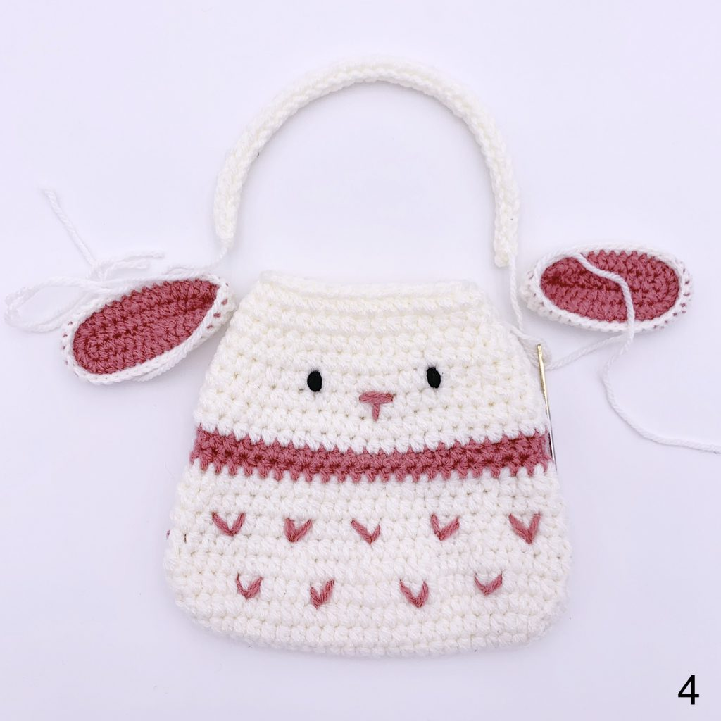 fourth step bunny bag