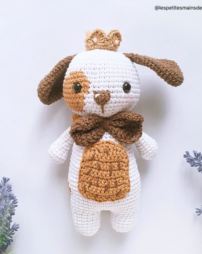 royce the little dog crochet pattern