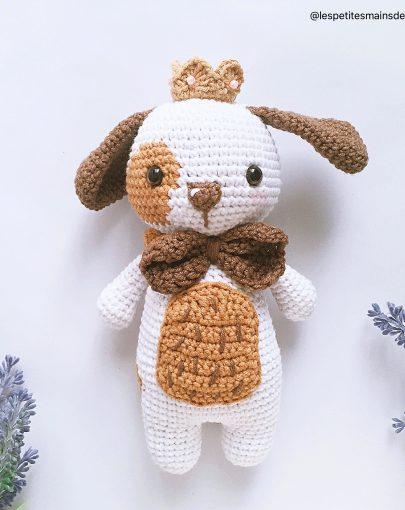 royce the little dog crochet pattern
