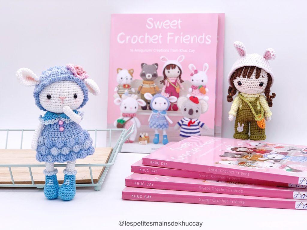 Fairytale Crochet: Amigurumi Storybook Characters and Their Tales ... | 766x1024